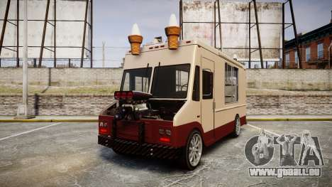 Brute Mr Tasty S pour GTA 4