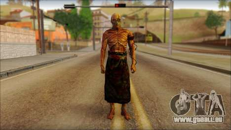 Outlast Surgeon für GTA San Andreas