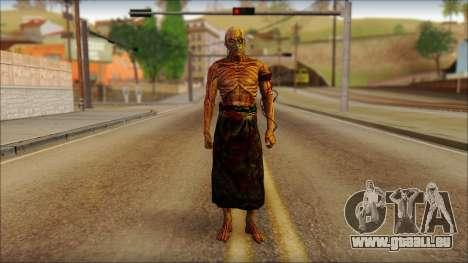 Outlast Surgeon pour GTA San Andreas