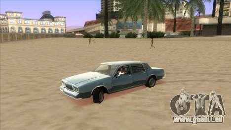 Bright ENB Series v0.1 Alpha by McSila pour GTA San Andreas quatrième écran
