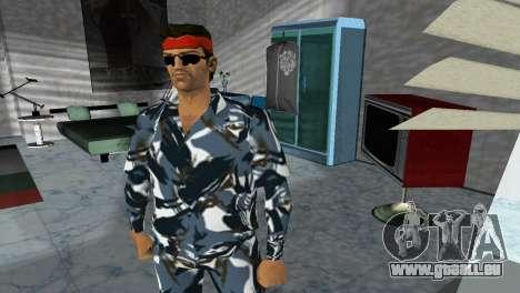 Camo Skin 17 pour GTA Vice City