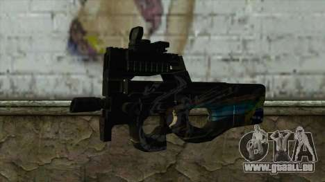 P90 from PointBlank v1 pour GTA San Andreas