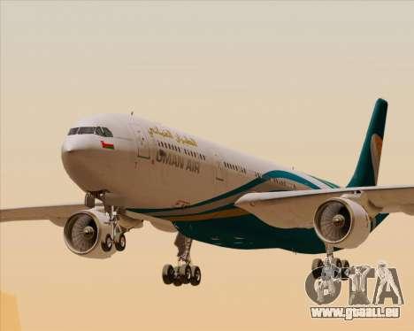 Airbus A330-300 Oman Air für GTA San Andreas