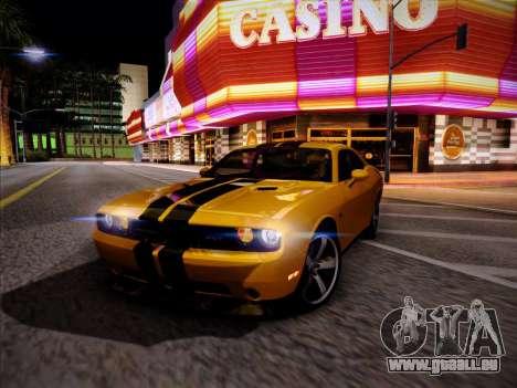 Nouveau ENBSeries par MC_Dogg pour GTA San Andreas douzième écran