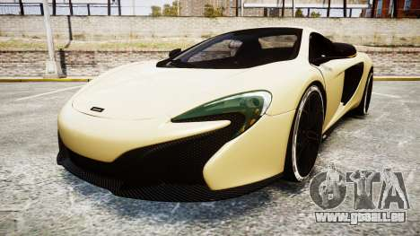 McLaren 650S Spider 2014 [EPM] Yokohama ADVAN v3 für GTA 4
