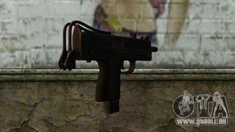 TheCrazyGamer Mac 10 pour GTA San Andreas deuxième écran