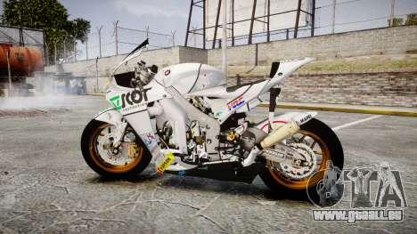 Honda RC211V pour GTA 4 est une gauche