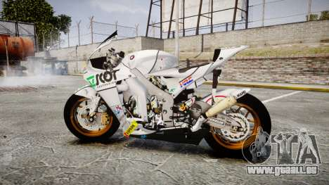 Honda RC211V für GTA 4 linke Ansicht