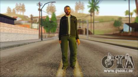 GTA 5 Ped 4 pour GTA San Andreas