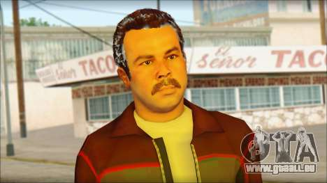 GTA 5 Ped 8 für GTA San Andreas dritten Screenshot