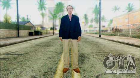 Rosenberg from Beta Version für GTA San Andreas