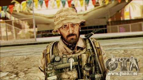 Kämpfer (PLA) v3 für GTA San Andreas dritten Screenshot