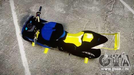 Yamaha R1 2007 Stunt pour GTA 4 est un droit