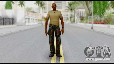 Army Vic pour GTA San Andreas