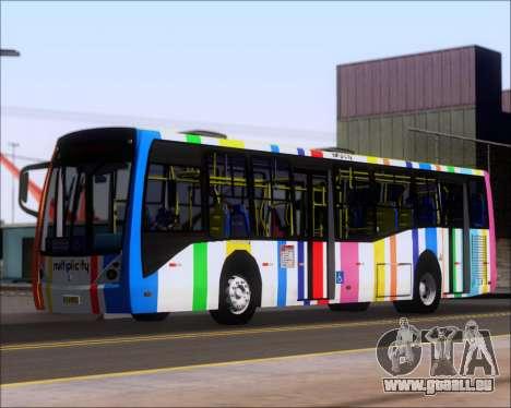 Caio Millennium II Volksbus 17-240 pour GTA San Andreas laissé vue
