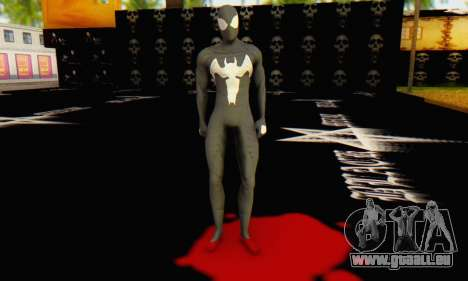 Skin The Amazing Spider Man 2 - Molecula Estable für GTA San Andreas siebten Screenshot