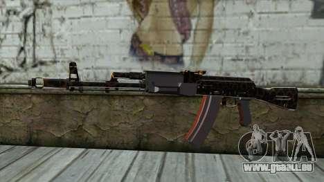Graffiti AK47 pour GTA San Andreas