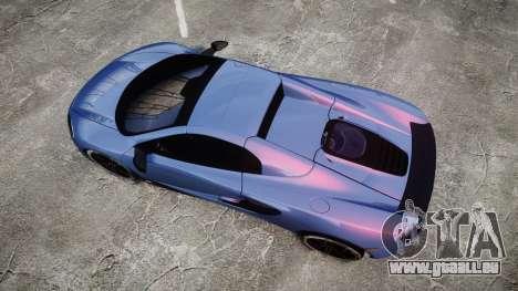 McLaren 650S Spider 2014 [EPM] Michelin v5 für GTA 4 rechte Ansicht
