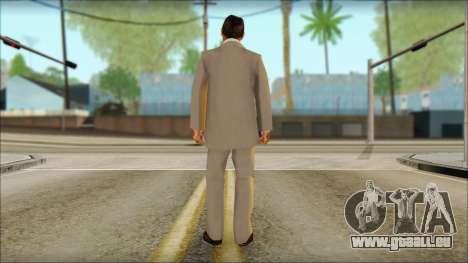 Michael from GTA 5v2 pour GTA San Andreas deuxième écran