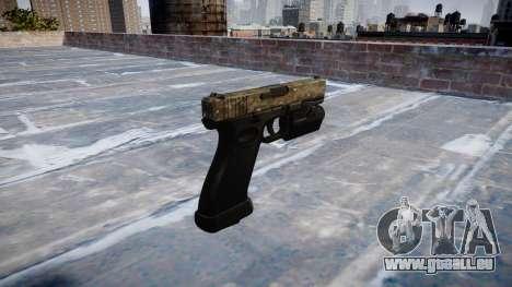 Pistolet Glock 20 devgru pour GTA 4 secondes d'écran