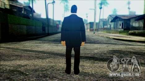 Triada from Beta Version pour GTA San Andreas deuxième écran