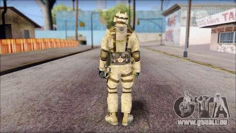 USA Soldier für GTA San Andreas zweiten Screenshot