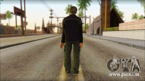 GTA 5 Ped 4 für GTA San Andreas zweiten Screenshot