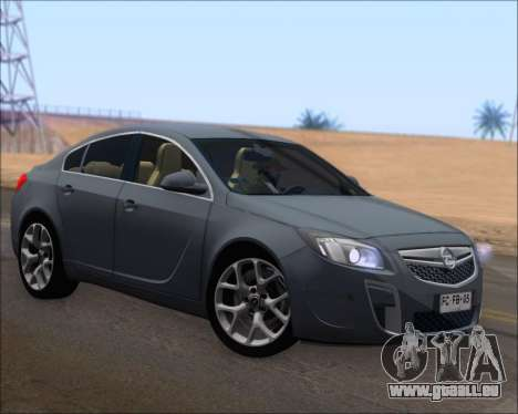 opel insignia opc pour gta san andreas. Black Bedroom Furniture Sets. Home Design Ideas