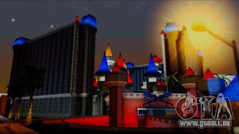 Graphic Unity V4 Final für GTA San Andreas zwölften Screenshot