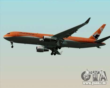 Boeing 767-300ER Australian Airlines pour GTA San Andreas vue de côté