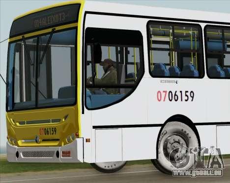 Caio Induscar Apache S21 Volksbus 17-210 Manaus pour GTA San Andreas salon