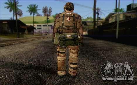 Soldaten MEK (Battlefield 2) Haut 4 für GTA San Andreas zweiten Screenshot