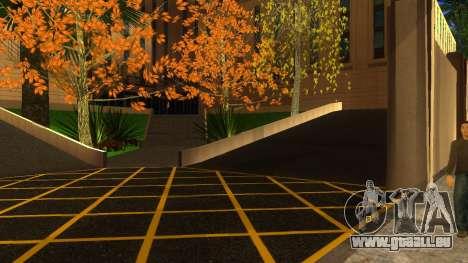 Textures HD skate Park et de l'hôpital V2 pour GTA San Andreas deuxième écran