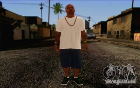 Stretch from GTA 5 pour GTA San Andreas