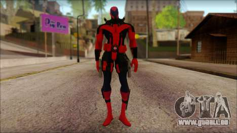 Ultimate Deadpool The Game Cable pour GTA San Andreas