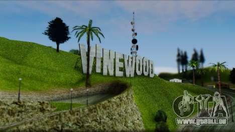 Graphic Unity V4 Final für GTA San Andreas fünften Screenshot
