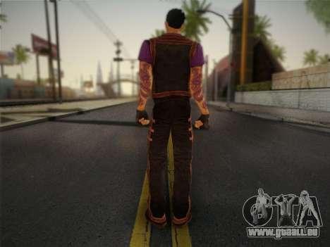 Slim Thug pour GTA San Andreas deuxième écran