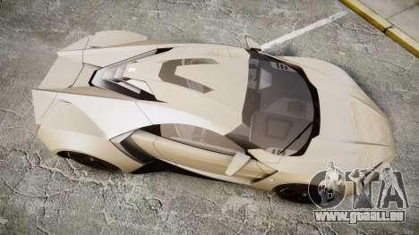 Lykan HyperSport pour GTA 4 est un droit