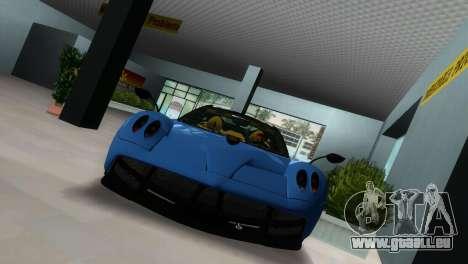 Pagani Huayra 2012 für GTA Vice City