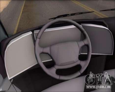 Marcopolo Paradiso G7 1600LD Scania K420 pour GTA San Andreas vue de côté