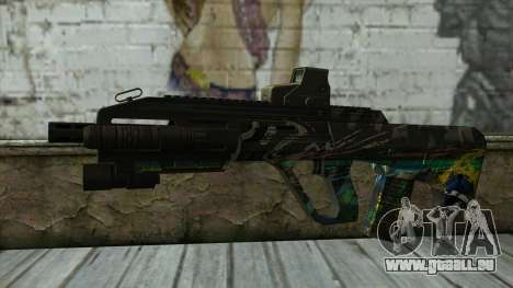 AUG A3 from PointBlank v3 pour GTA San Andreas