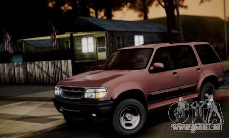Ford Explorer 1996 für GTA San Andreas