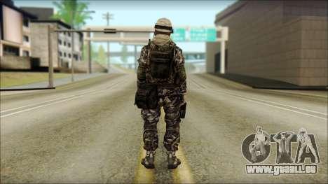STG from PLA v2 pour GTA San Andreas deuxième écran