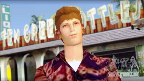 Marty from Back to the Future 1955 für GTA San Andreas dritten Screenshot