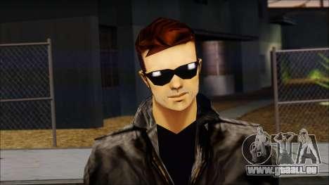 Shades Claude v1 pour GTA San Andreas troisième écran