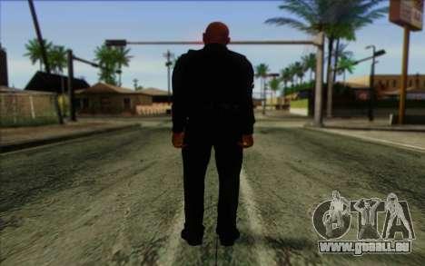 Polizei (GTA 5) Haut 3 für GTA San Andreas zweiten Screenshot