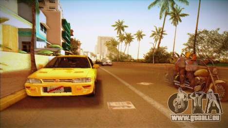 Vice ENB für GTA Vice City sechsten Screenshot