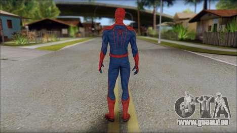 Standart Spider Man pour GTA San Andreas deuxième écran