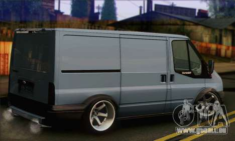 Ford Transit Limited Edition für GTA San Andreas linke Ansicht