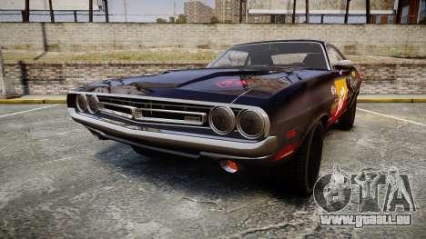Dodge Challenger 1971 v2.2 PJ8 für GTA 4